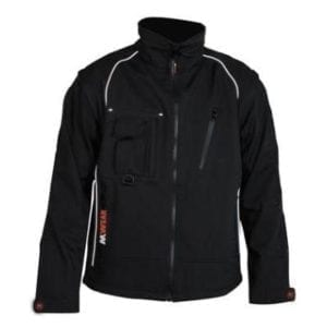 M-Wear Softshell jas 6101