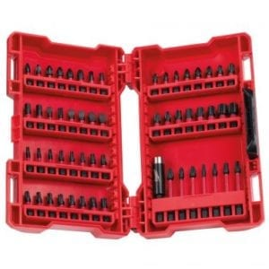 SHOCKWAVE IMPACT DUTY™ BIT SET 56 delig