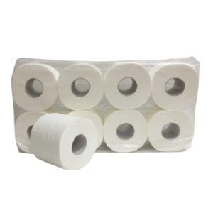 Toiletpapier Supersoft 3 laags Cellulose 230083