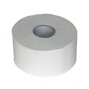 Toiletpapier Mini Jumbo 2 laags 240018