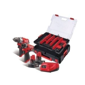 M12 FUEL™ POWERPACK set FPP2A-402X