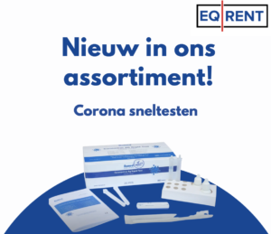 Corona sneltest EQ-Rent